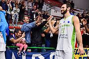 Stefano Gentile<br /> Banco di Sardegna Dinamo Sassari - Falco Vulcano Szomathely<br /> Fiba Europe Cup 2018-2019 Gruppo H<br /> Sassari, 31/10/2018<br /> Foto L.Canu / Ciamillo-Castoria