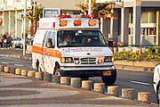 Magen David Adom Ambulance, Mobile intensive care unit