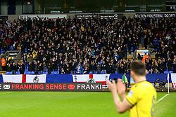 Bristol Rovers fans - Mandatory by-line: Matt McNulty/JMP - 28/02/2017 - FOOTBALL - Macron Stadium - Bolton, England - Bolton Wanderers v Bristol Rovers - Sky Bet League One