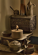 Very Old Stove
