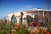 Honda Center Exterior