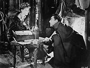 NOW, VOYAGER , Warner Bros., 1942. Producer: Hal. B. Wallis. Director: Irving Rapper. Bette Davis (1908-1989) and Paul Henreid.