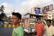 Carter Road, Bandra West, Bombay (Mumbai), India