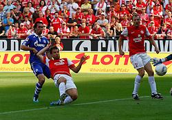 21.08.2011, coface Arena, Mainz, GER, 1.FBL, FSV Mainz 05 vs FC Schalke 04, Tor zum 1-0 durch Andreas IVANSCHITZ (AUT), FSV Mainz..// during the match from GER, 1.FBL, FSV Mainz 05 vs FC Schalke 04 on 2011/08/21, coface Arena, Stuttgart, Germany..EXPA Pictures © 2011, PhotoCredit: EXPA/ nph/  A.Huber       ****** out of GER / CRO  / BEL ******
