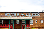 Silver Creek Store in Picabo, Idaho, a great local market, deli and fly shop