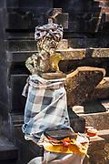 Statues at Pura Kramat Ratu Mas Sakti temple, Seseh, Bali, Indonesia