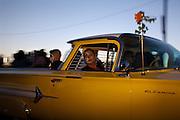 .Dia de los Muertos / Day of the Dead Marigold parade in Albuquerque NM 2010.