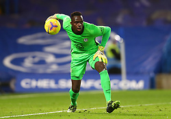 File photo dated 21-12-2020 of Chelsea goalkeeper Edouard Mendy. Leyton Orient goalkeeper Lawrence Vigouroux believes Edouard Mendy is changing the perception of black goalkeepers with his impressive displays for Chelsea. Issue date: Wednesday October 13, 2021.