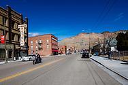 Motorcycle, Helper, Utah