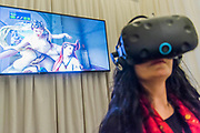 Working with art in Virtual reality - From Life a new exhibition at the Royal Academy of Arts. It runs from 11 December 2017 – 11 March 2018.