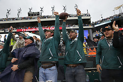 during the NFL game between the San Francisco 49ers and the Philadelphia Eagles at Lincoln Financial Field in Philadelphia, PA on Sunday, October 29th 2017. The Eagles won 33-10. (Brian Garfinkel/Philadelphia Eagles)