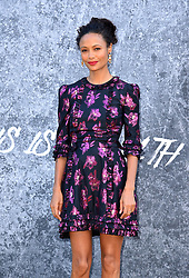 Thandie Newton attending the premiere of Yardie at the BFI Southbank, London.