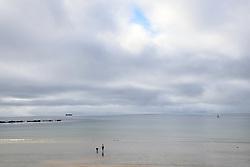Sea off Marazion, Cornwall UK