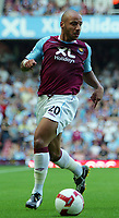 West Ham United FC vs Blackburn Rovers FC Premier League 30/08/08<br /> Photo Nicky Hayes/Fotosports International<br /> West Ham midfielder Julian Faubert.