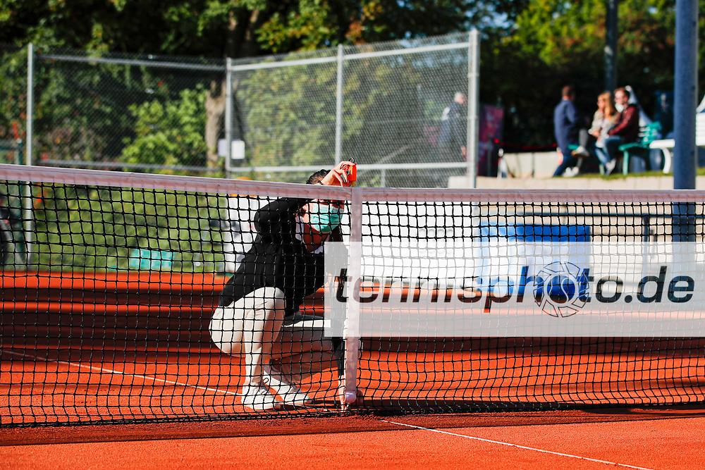 Thea Finke (GER) - WTO Wiesbaden Tennis Open - ITF World Tennis Tour 80K, 23.9.2021, Wiesbaden (T2 Sport Health Club), Deutschland, Photo: Mathias Schulz