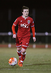 Hayley Ladd midfielder for Bristol City Women - Mandatory by-line: Paul Knight/JMP - Mobile: 07966 386802 - 23/02/2016 -  FOOTBALL - Stoke Gifford Stadium - Bristol, England -  Bristol City Women v Notts County Ladies - Pre-season friendly