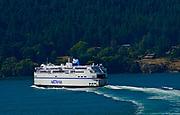 Ferry, Victoria, Canada to Washington,