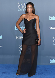 Stars attend the 22nd Annual Critics Choice Awards in Santa Monica, California. 11 Dec 2016 Pictured: Naomie Harris. Photo credit: Bauer Griffin / MEGA TheMegaAgency.com +1 888 505 6342