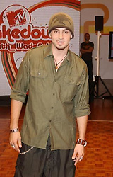 Choreographer Wade Robson during a photocall to launch a week-long boot camp for Eurpoe's largest dance extravaganza, 'MTV Shakedown' at The Worx Studios in Parson's Green, south west London, to uncover the grooviest dancer. The winner will appear in singer Ashanti's latest music video.