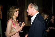PETRONELLA WYATT AND MARK LAW, The launch of the new James Bond book Devil May Care, by Sebastian Faulks. 27 May at FIFTY, St James. London *** Local Caption *** -DO NOT ARCHIVE-© Copyright Photograph by Dafydd Jones. 248 Clapham Rd. London SW9 0PZ. Tel 0207 820 0771. www.dafjones.com.