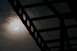 - Photo mandatory by-line: Dougie Allward/JMP - Mobile: 07966 386802 - 20/03/2015 - News - Bristol - Ashton Gate - Sonor Eclipse