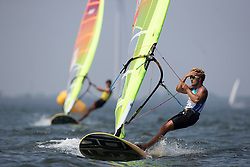The Allianz Regatta is the first event of the 2021 Hempel World Cup Series. Hosted in Medemblik, The Netherlands, 350 sailors will race across eight Olympic classes across two weeks of competition. 4 June, 2021 © Sander van der Borch / Allianz Regatta