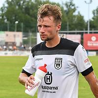 01.08.2020, C-Team Arena, Ravensburg, GER, WFV-Pokal, FV Ravensburg vs SSV Ulm 1846 Fussball, <br /> DFL REGULATIONS PROHIBIT ANY USE OF PHOTOGRAPHS AS IMAGE SEQUENCES AND/OR QUASI-VIDEO, <br /> im Bild Marcel Schmidts (Ulm, #15)<br /> <br /> Foto © nordphoto / Hafner
