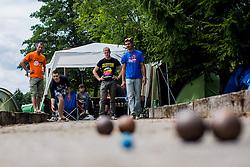 during music festival Schengen fest od / 1. August in Vinica, Slovenia.  Photo by Grega Valancic / Sportida