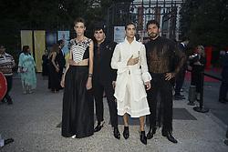 July 12, 2018 - Madrid, Spain - Palomo Spain attends Vogue 30th Anniversary Party at Casa Velazquez on July 12, 2018 in Madrid, Spain. (Credit Image: © Oscar Gonzalez/NurPhoto via ZUMA Press)