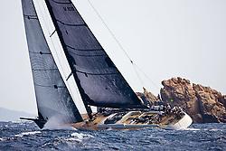 08_022624 © Sander van der Borch. Porto Cervo,  2 September 2008. Maxi Yacht Rolex Cup 2008  (1/ 6 September 2008). Day 3.
