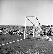 02/04/1966<br /> 04/02/1966<br /> 02 April 1966<br /> Shamrock Rovers v Waterford, F.A.I. Cup Semi-final at Dalymount Park, Dublin.