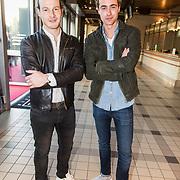NLD/Amsterdam/20170524 - FHM500 2017, Guido Spek en Beau Schneijders