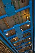 Eclectic Ductwork at the Centre Pompidou, Paris, France