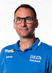 06-07-2018 NED: EC Beach teams Netherlands, The Hague<br /> Rick van Gelderen