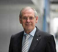 DEU, Deutschland, Germany, Berlin, 23.06.2015: Portrait Prof. Dr. Günther Deuschl, President European Academy of Neurology.