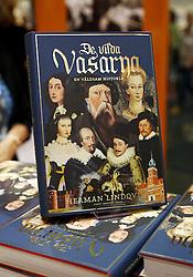 Autoren bei der Buchmesse in Göteborg / 240916 *** Herman Lindqvist book at The Gothenburg Book Fair 2016, Gothenburg, Sweden 2016-06-24