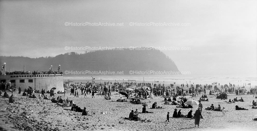 0706-B03 Seaside, Oregon,1931