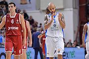 DESCRIZIONE : Eurolega Euroleague 2015/16 Group D Dinamo Banco di Sardegna Sassari - Brose Basket Bamberg<br /> GIOCATORE : David Logan<br /> CATEGORIA : Ritratto Esultanza<br /> SQUADRA : Dinamo Banco di Sardegna Sassari<br /> EVENTO : Eurolega Euroleague 2015/2016<br /> GARA : Dinamo Banco di Sardegna Sassari - Brose Basket Bamberg<br /> DATA : 13/11/2015<br /> SPORT : Pallacanestro <br /> AUTORE : Agenzia Ciamillo-Castoria/L.Canu