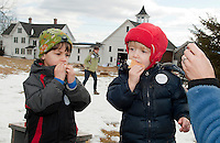 Prescott Farm's 2nd annual Winter Fest on Saturday,  February 18,  2012.