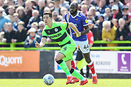 Forest Green Rovers v Exeter City 040519