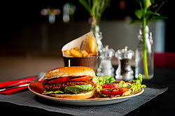 A Photoshoot of the New Food off of the New Menu for the Ashton Gate Cafe - Ryan Hiscott/JMP - 19/08/2019 - SPORT - Ashton Gate Stadium - Bristol, England - Ashton Gate Cafe New Food Menu Photoshoot