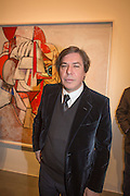 GEORGE CONDO, George Condo - private view . Simon Lee Gallery, 12 Berkeley Street, London, 10 February 2014