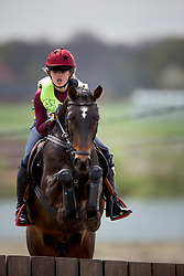 Sutherland Julie, (BEL), Mr Midnight Magic<br /> Nationale Finale AVEVE Eventing Cup voor Pony's<br /> Minderhout 2016<br /> © Dirk Caremans