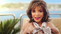 Joan Collins takes to the high seas in new mobile phone network ad - 4 July 2019