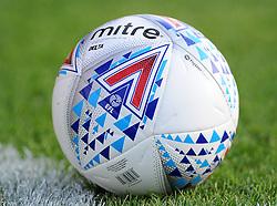 Match Ball - Mandatory by-line: Nizaam Jones/JMP- 17/07/2018 - FOOTBALL - New Lawn Stadium - Nailsworth, England - Forest Green Rovers v Leeds United - Pre-season friendly