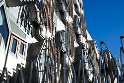 The Scottish Parliament, Holyrood, Edinburgh Scotland<br /> <br /> (c) Andrew Wilson   Edinburgh Elite media