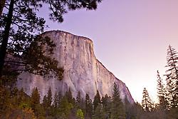 Sunrise, El Capitan, Yosemite National Park