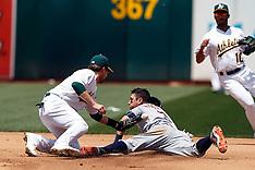 20160528 - Detroit Tigers at Oakland Athletics