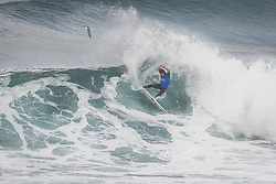 October 12, 2017 - Conner Coffin (USA) Placed 3rd in Heat 1 of Round One at Quiksilver Pro France 2017, Hossegor, France..Quiksilver Pro France 2017, Landes, France - 12 Oct 2017 (Credit Image: © WSL via ZUMA Press)