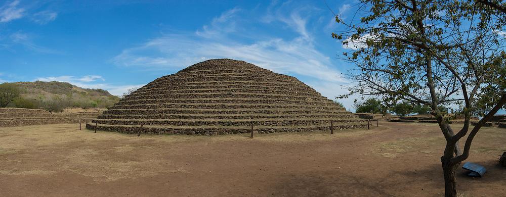 """ The Iguana"" Pyramids of  Guachimontones, Teuchitlán, Jalisco. Mexico"